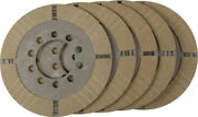 Energy One Clutches Clutch Friction Plate Kit For Harley Davidson Bt-5 Econo