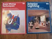 Basic Wiring Techniques And Interior Lighting Paperback Ortho Books