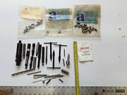 Lot Helicoil Extractor Extracting Extraction Tool Set Thread Insertion Locking