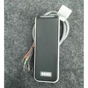 Hid 20 Smart Card Access Control Reader 12v Dc 13.56mhz And 125khz Black