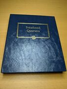 1999-2008 All 50 State Statehood Quarters In Whitman Classic Coin Album