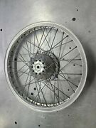 1975 Canam 175 Tnt Front Wheel Akront