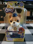 Omg Pets Little Live Pets French Bulldog Soft Squishy Pet With Sunglasses New