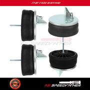 Air Suspension Spring Bags 4pcs For Kenworth Goodyear W01-358-9622 1r11-221