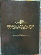 Collectable 1976 Bicentennial Day Cover Medal