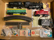 1963 Gilbert American Flyer Game Train 20800 Almost Complete Set Hard To Find