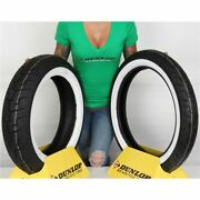 100/90 19 160/70b 17 Dunlop D401 Www Front And Rear Tire Kit - 2 Tires