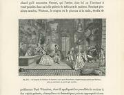 Antique Store Of Paintings Art Gallery Shop Versailles Cosutme Globe Old Print