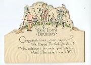 Vintage To Antique Jump Rope Trundle Hoop Puppy Dog Hand Colored Victorian Print