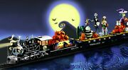 As Is Hawthorne Village Nightmare Before Christmas Express Electric Train