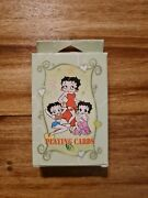 Betty Boop Playing Cards Full Deck