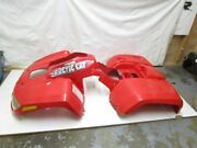 2005 Arctic Cat 500 Manual 4x4 Front Rear Fender Body Ships Freight 0518-054