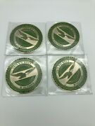 Lowriderhydraulicswire Wheel Knock Offzenith Lime Green And Gold Chip 4pcs