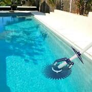 Automatic Swimming Pool Cleaner Set Clean Vacuum Inground Above Ground New Yard