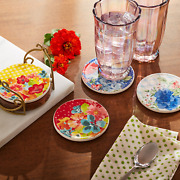 The Pioneer Woman Floral Medley 5-piece Coaster Set