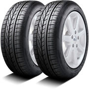 2 Tires Goodyear Excellence Rof 275/40r19 101y High Performance