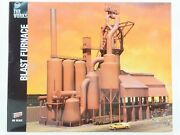 Ho 1/87 Scale Walthers Steel Mill The Works 933-3054 Blast Furnace Kit - Rare