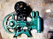 Vintage Electric Antique F E Myers Bros Water Pump