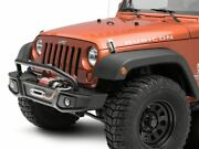 Barricade Cruiser Hd Front Bumper + Over Rider And Fog Lights Fits Jeep 2007-2018