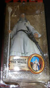 Lord Of The Rings Grandalf The White With Staff Extending Action 6 Yr2003