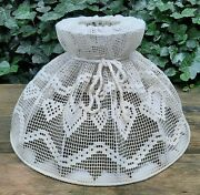 Age Lampshade Replacement Shade Fabric Shade Cordframe Country House Farmhouse