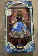 ✅ Disney Alice In Wonderland Limited Edition Doll By Mary Blair 70th Anniversary
