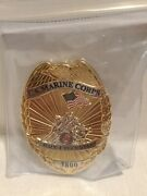 Rare Presidential Helicopter Squadron Hmx-1 Security Marine Corps Challenge Coin