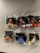 2001 2002 Winnie The Pooh Happy Meal Toys Complete Set Of 6