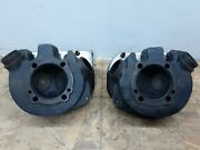 Harley Ironhead 60's Ported Cylinder Heads And Rockers Xr Xlch Xl