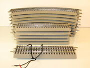 Lionel Fastrack 40 X 70 Oval Track With Terminal Section