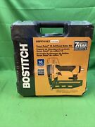 New Bostitch Btfp71917 Smart Point 16 Ga Finish Nailer With Case
