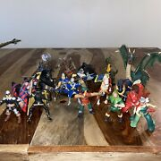 Papo Toys Schliech Toys Medieval 1990s 2000s Knights Medieval Robin Hood Dragons