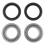 Tusk Rear Axle Bearing And Seal Kit - Fits Bombardier Ds650 Baja 2003-2004
