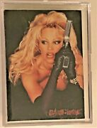 New Pamela Anderson Rare Full Set Barb Wire Movie Cards Topps 72 Card Trading