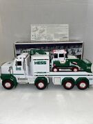 Collectors 2013 Hess Gas Toy Truck And Tractor Tested Mint