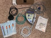 Hu-friedy Swerv3 Ultrasonic Scaler 30k Includes All Parts And 4 Cavitron Inserts