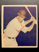 1949 Bowman Stan Musial 24 Ungraded Vg-ex Crease 2nd Year Cardinals Hof