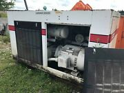 Used - Gardner Denver 150 Hp Rotary Screw Air Compressor For Parts 1989