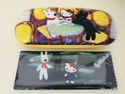 Lisa And Gaspard Hello Kitty Glasses With Cloth