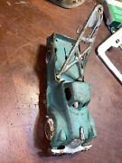 Cast Iron Toy Tow Truck