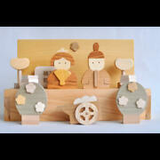 Final Hina Doll Dolls Made From Beautiful Japanese Wood