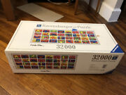 Ravensburger Keith Haring Double Retrospect 32000-piece Jigsaw Puzzle
