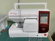 Elna Excellence 680 + Anniversary Edition Sewing Machine New In Box