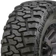 2 New 2 35x12.50r20lt E Dick Cepek Extreme Country Mud Terrain 35x1250 20 Tires