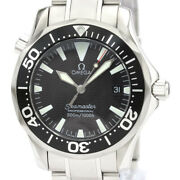 Polished Omega Seamaster Professional 300m Steel Mid Size Watch 2262.50 Bf532650