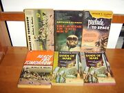 Arthur C. Clarke Vintage Sf Collection-lot Sands Of Mars-prelude To Space