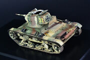 Pro-built 1/35 Finnish Vickers 6-ton Light Tank Wwii Finished Model Preorder