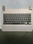 Brydge 10.2 Wireless Keyboard Bluetooth For Ipad And Android / Gold