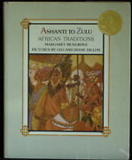 Ashanti To Zulu. African Traditions. Musgrave Margaret. Leo Dillon Diane Dillon