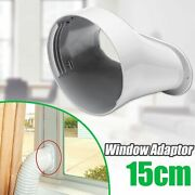 6inch Window Adapter Tube Connector For Portable Air Conditioner Exhaust Hose